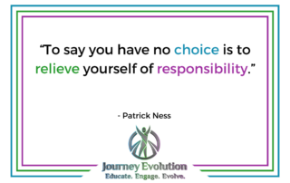 Choice and the Acceptance of Responsibility